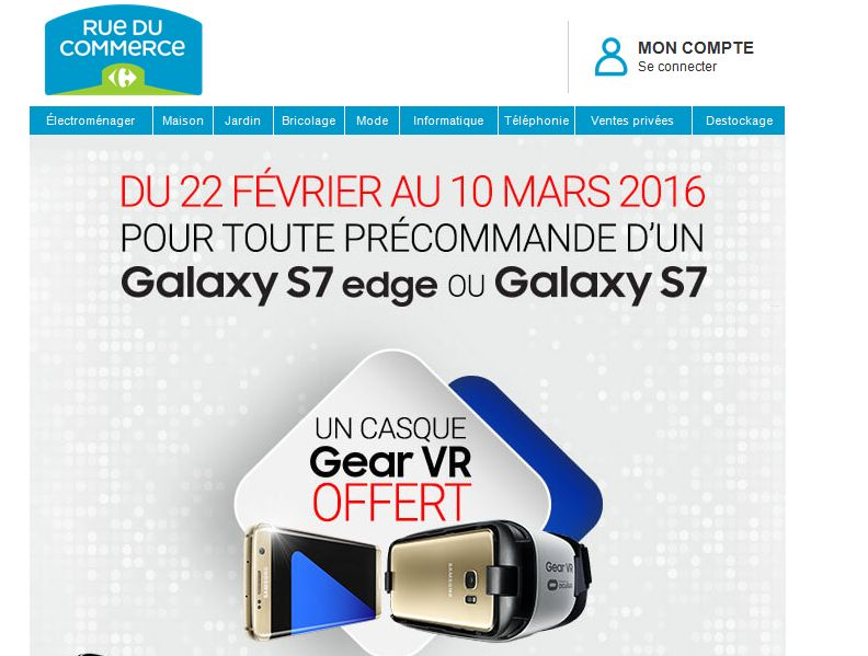 extrait-newsletter-rueducommerce-offre-samsung-galaxy-s7