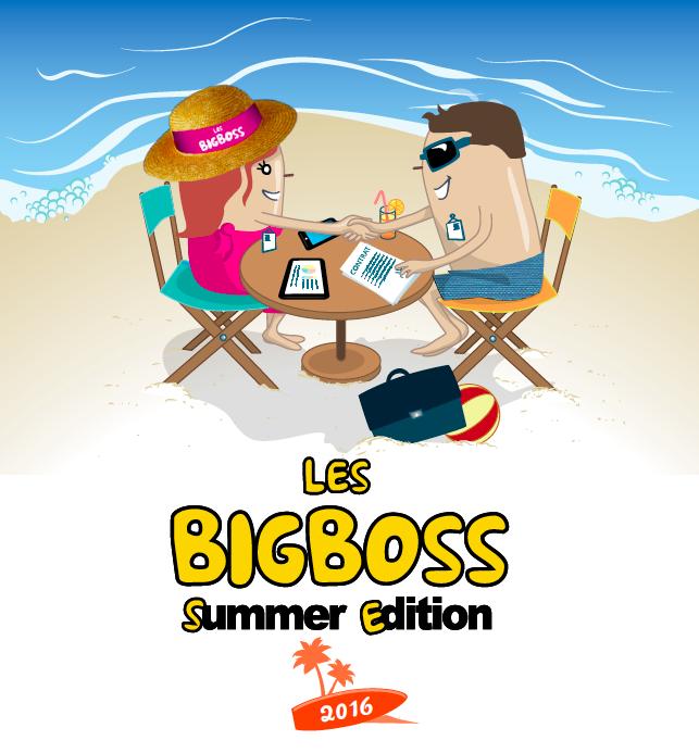 Affiche officielle Summer 2016