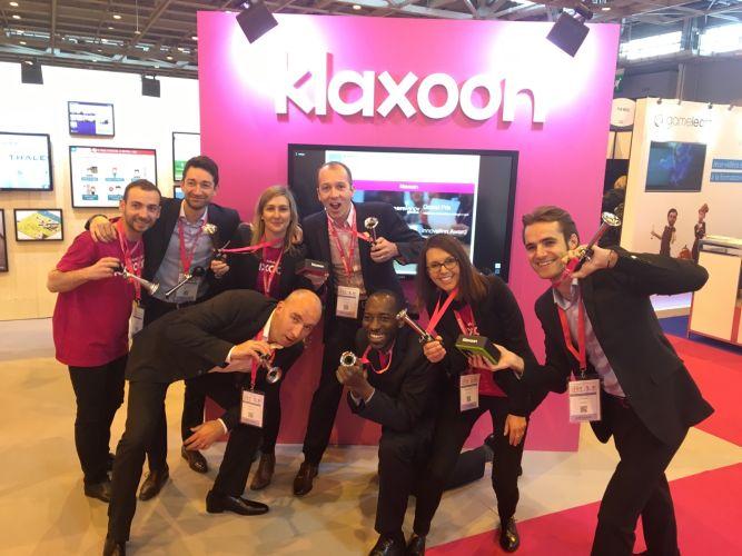 Formation klaxoon r veille les plateformes lms et sirh for Salon solutions rh