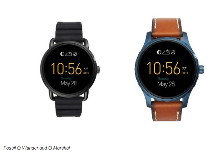 montre fossil smartwatches. Black Bedroom Furniture Sets. Home Design Ideas