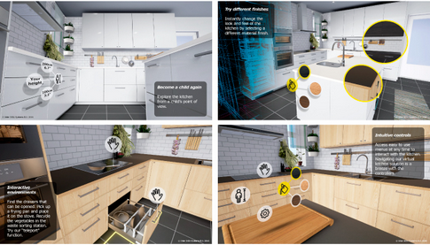Ikea Kitchen VR Experience