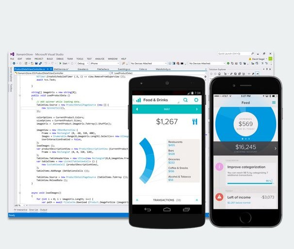xamarin-visual-studio
