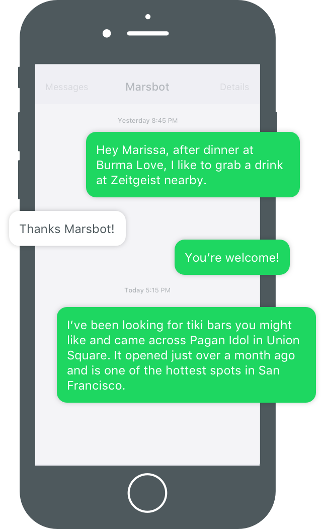 Foursquare-Marsbot