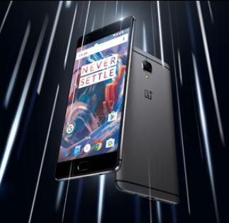 OnePlus-3-smartphone