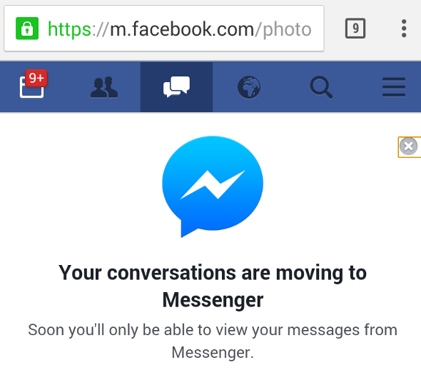 messenger-moving