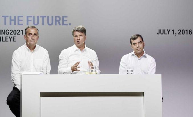 BMW-intel-Mobileye-voiture-autonome