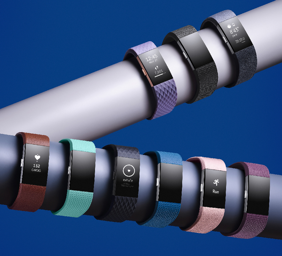 fitbit charge 2 kennenlernen