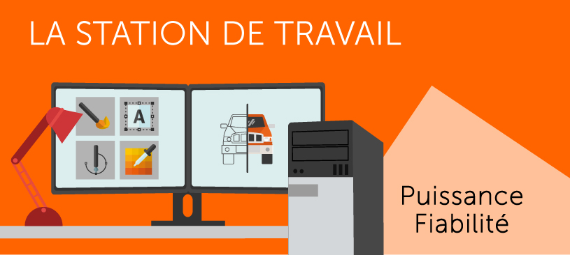 bureau-ideal-station-travail