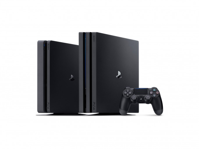 ps4 pro et ps4 slim sony se contente d 39 une partition compl mentaire. Black Bedroom Furniture Sets. Home Design Ideas