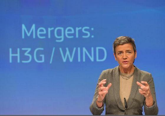 L'UE autorise sous conditions la fusion de Wind et Tre — Italie/télécoms