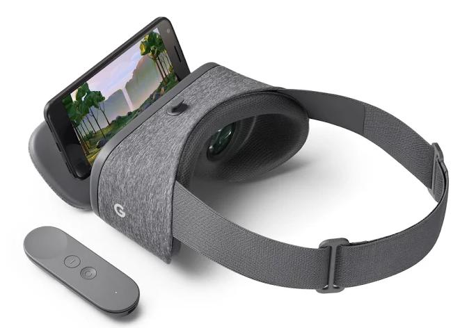 Le casque VR de Google sera disponible le 10 novembre — Daydream