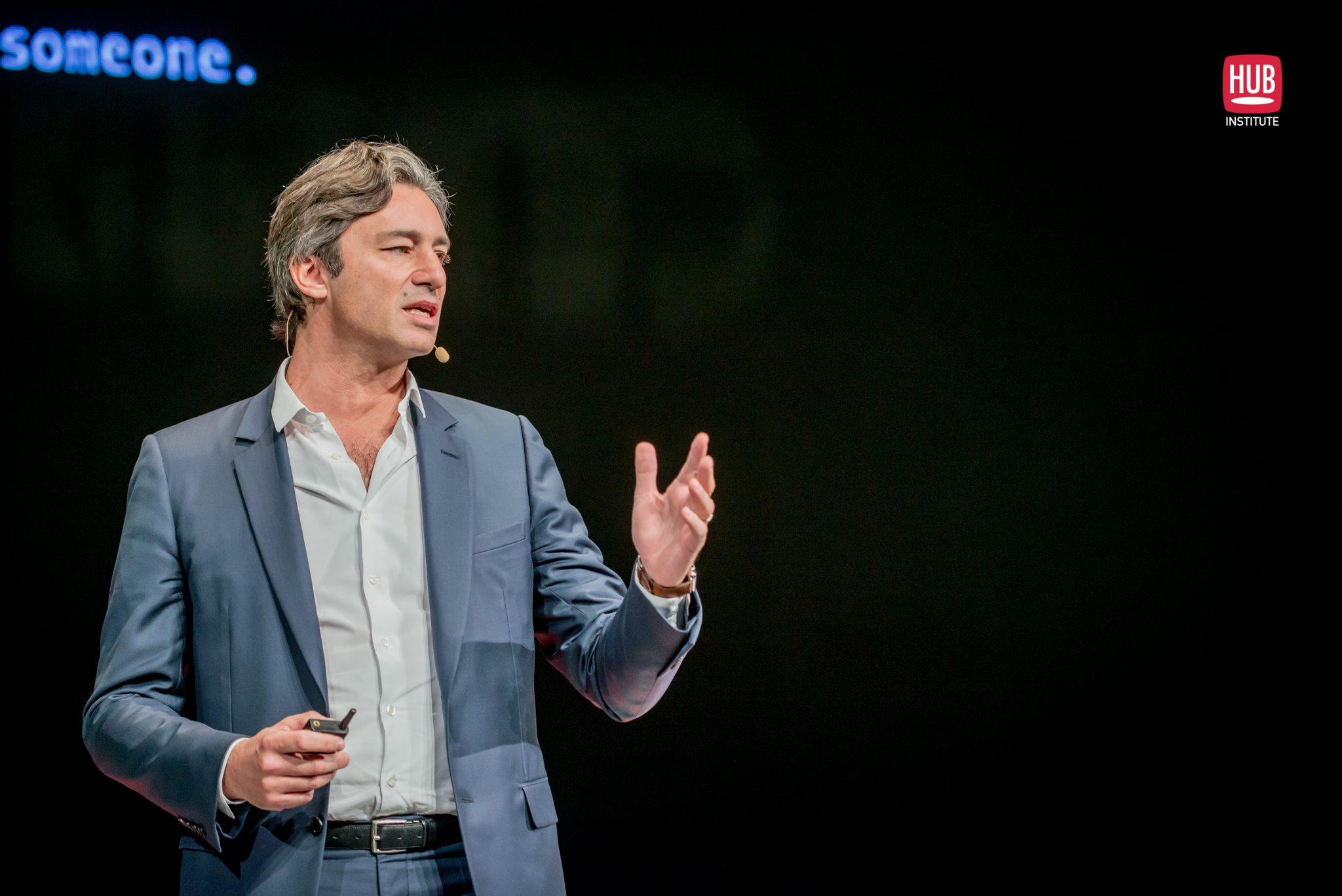 Laurent Solly, directeur général de Facebook France
