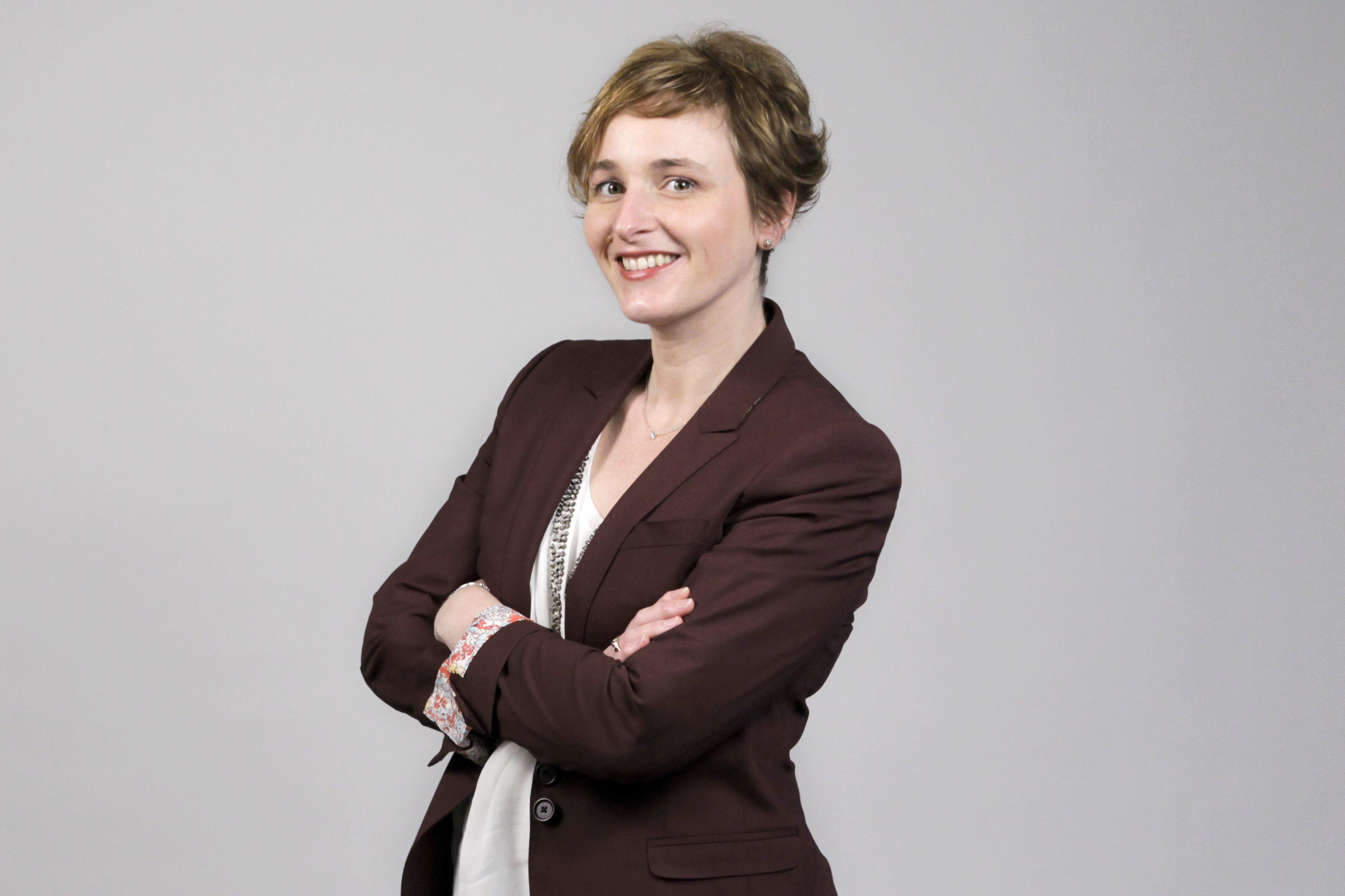Vanessa Boudin-Lestienne, co-fondatrice de l'agence The Social Client