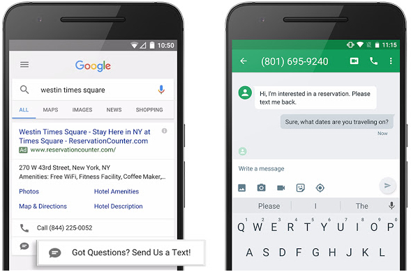 google-extensions-sms