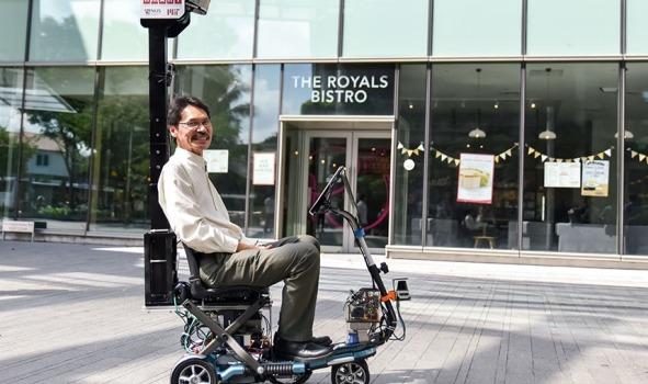 scooter-autonome-nus