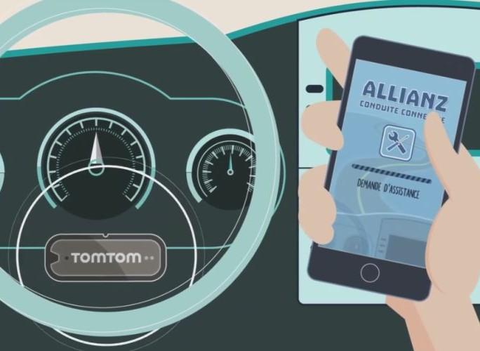 allianz france veut bien n gocier le virage de la conduite autonome. Black Bedroom Furniture Sets. Home Design Ideas