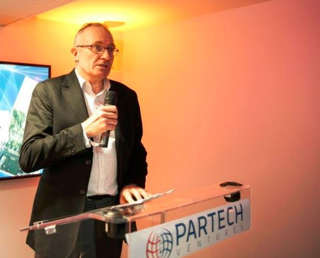 philippe-collombel-partech-ventures