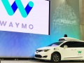 Waymo CEO John Krafcik unveils a Chrysler Pacifica Minivan equipped with a self-driving system developed by the Alphabet Inc unit at the North American International Auto Show in Detroit, Michigan, U.S., January 8, 2017.    REUTERS/Joe White