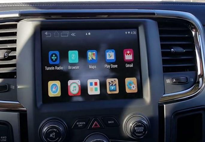 Android Auto : Google et Fiat Chrysler jouent la carte de l