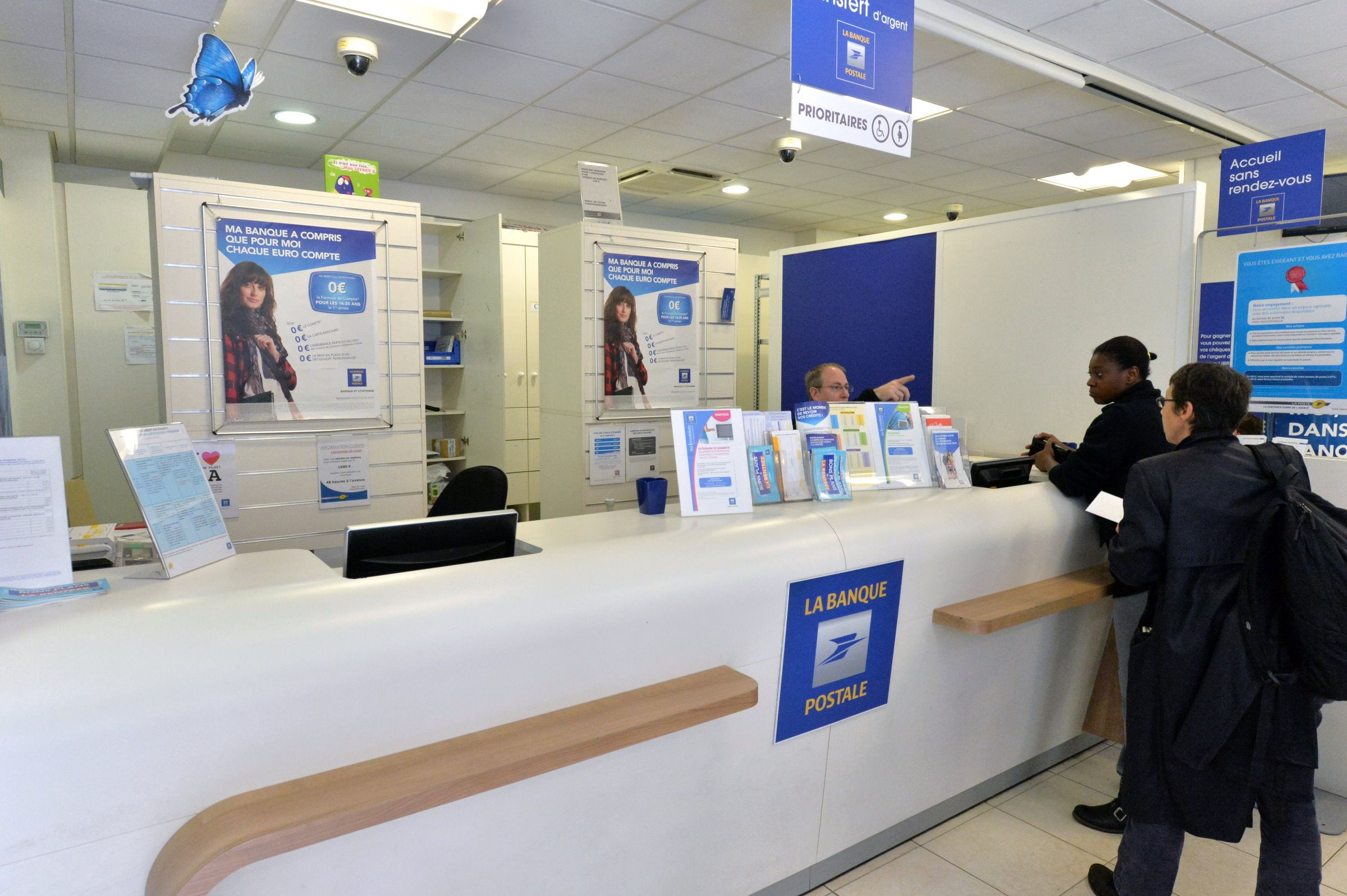 la banque postale mise aussi sur la mobilit u00e9 d u0026 39 ici 2018