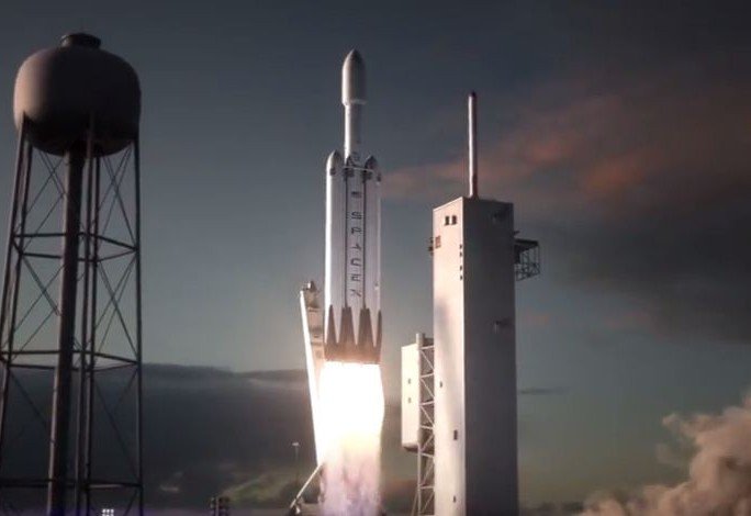 falcon-heavy-spaceX-lune