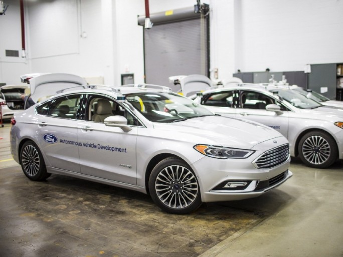 Ford investit 1 milliard de dollars dans Argo AI — Voiture autonome