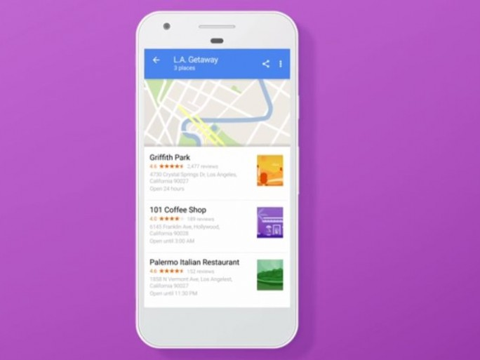 google-maps-lists