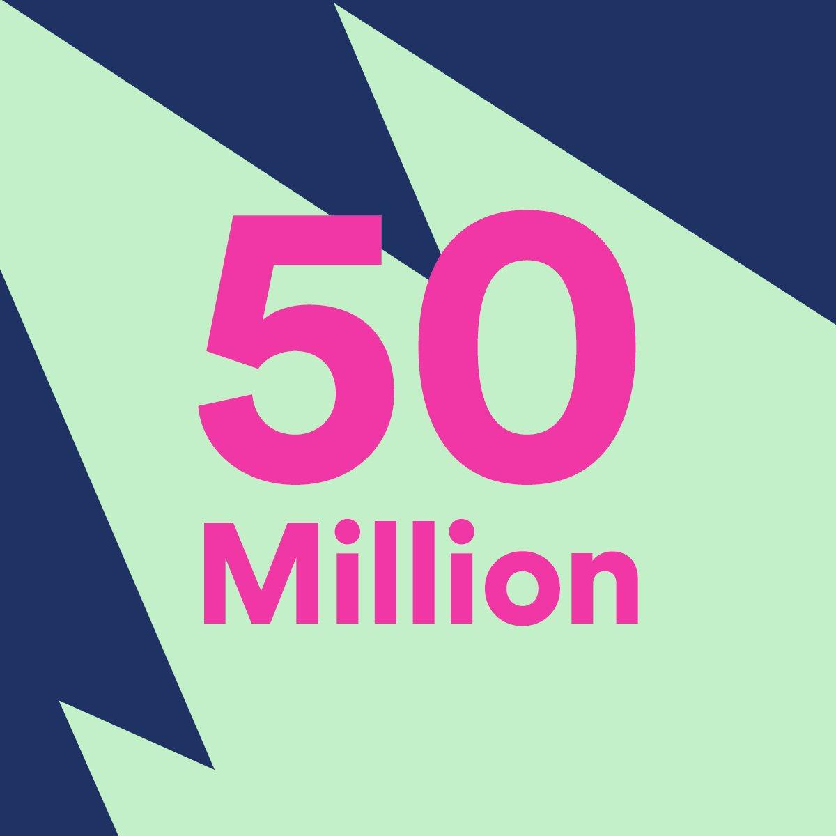 Spotify-50Millions