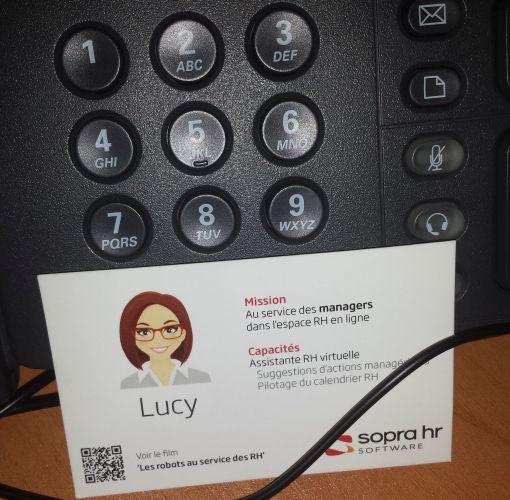 Chatbot rh le curseur entre gestion humaine et for Salon solutions rh