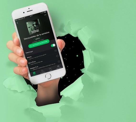 50 millions d'abonnés et toujours devant Apple — Spotify