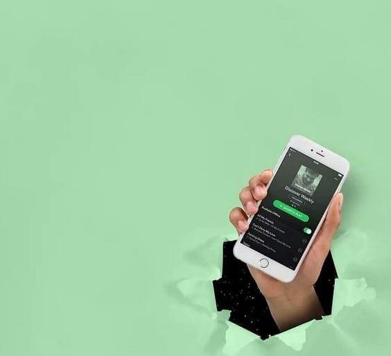 Spotify teste un nouveau format pub — Des chansons sponsorisées
