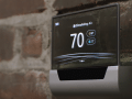 Microsoft-Thermostat-Glas