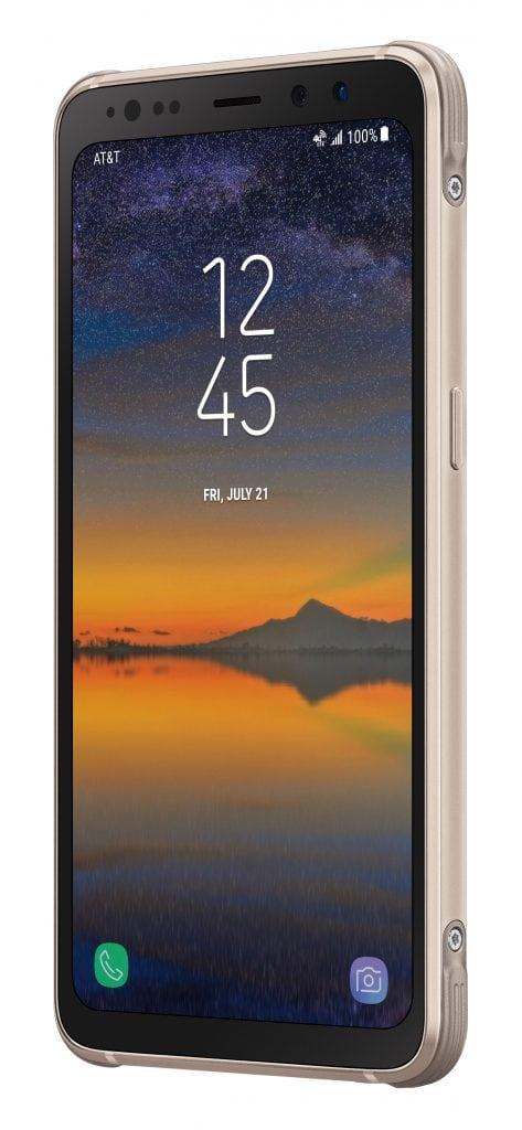 Samsung Galaxy S8 Active : le S8 hérite d'une version renforcée