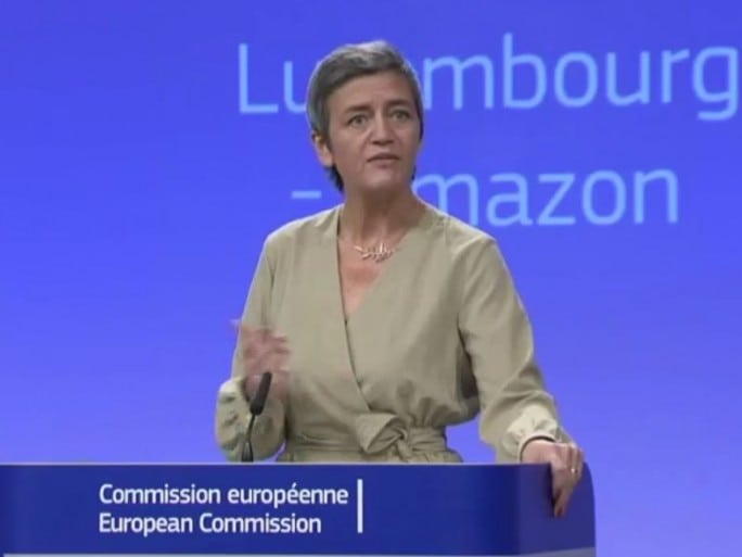 aides-etat-illegales-Margrethe-Vestager-amazon-luxembourg-apple-irlande
