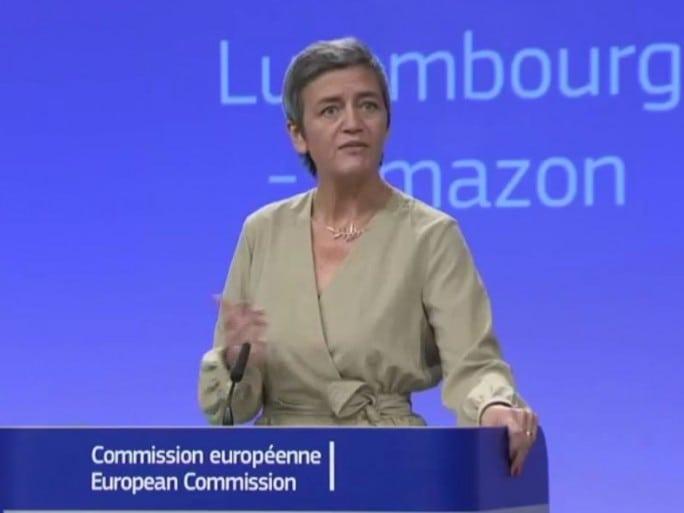 aides-etat-illegales-Margrethe-Vestager-amazon-luxembourg-apple-irlande