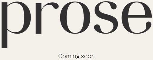prose-soon