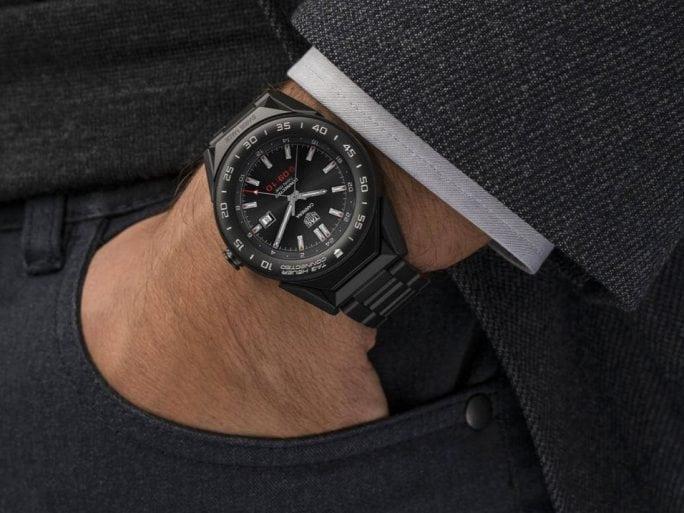 TAG Heuer dévoile sa nouvelle montre connectée : la Connected Modular 41