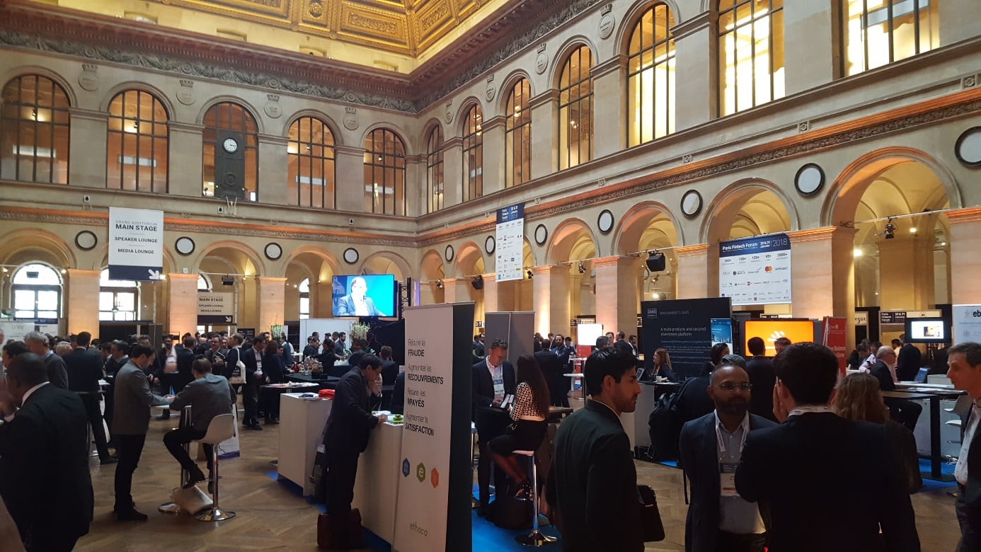 hall-exposition-paris-fintech-forum