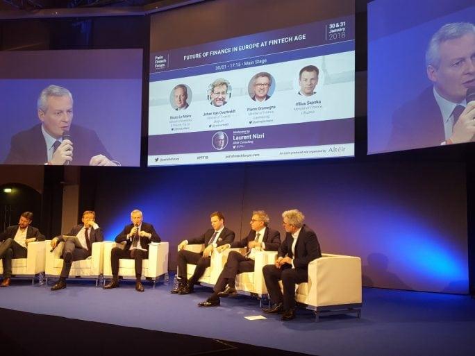 lemaire - paris- forum fintech