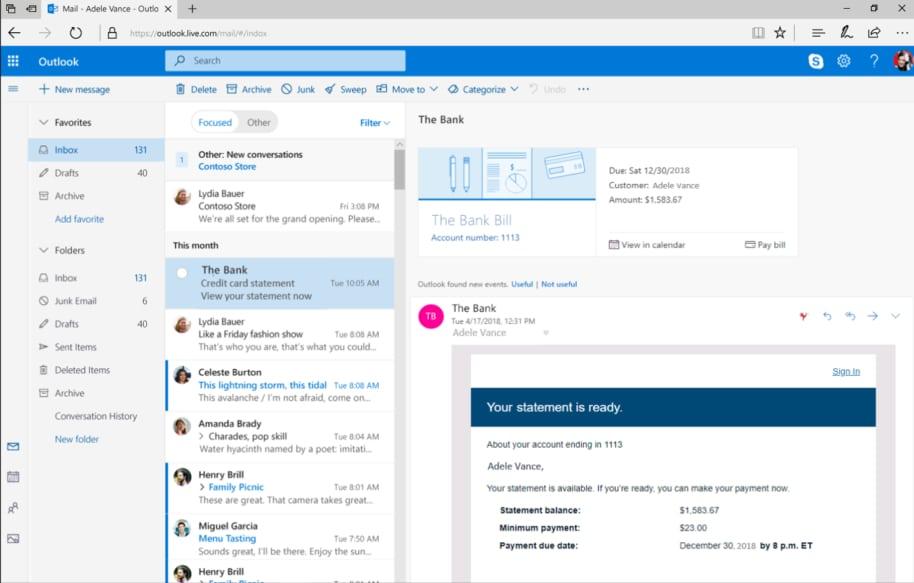 Synchroniser Calendrier Outlook Gmail.Outlook Avance Face A Gmail Sur Le Terrain De L Automatisation