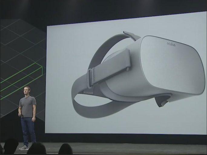 Facebook Pousse La Vr En Entreprise Avec Le Casque Autonome Oculus Go