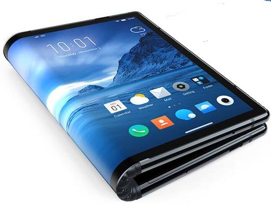Mate X: On a vu de près l'étonnant smartphone pliable de Huawei