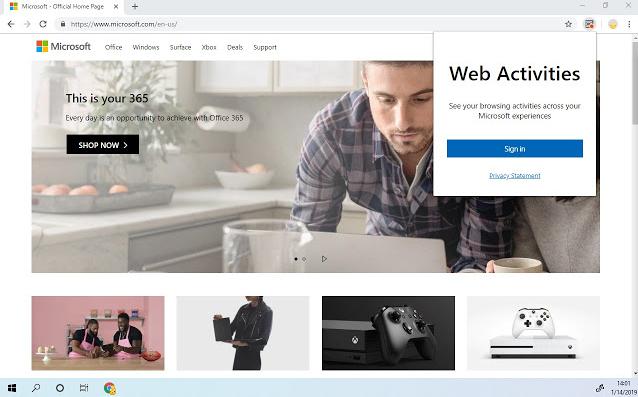 web-activities