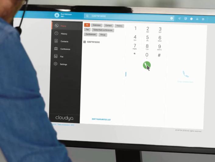 Téléphonie IP : NFON ouvre son cloud aux PME françaises