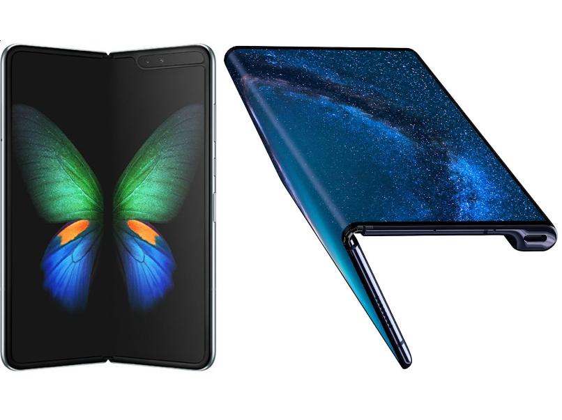 Galaxy Fold ou Mate X : qui sera le premier des smartphones pliables ?