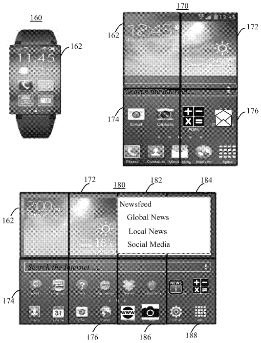 ibm-brevet-smartwatch-tablette