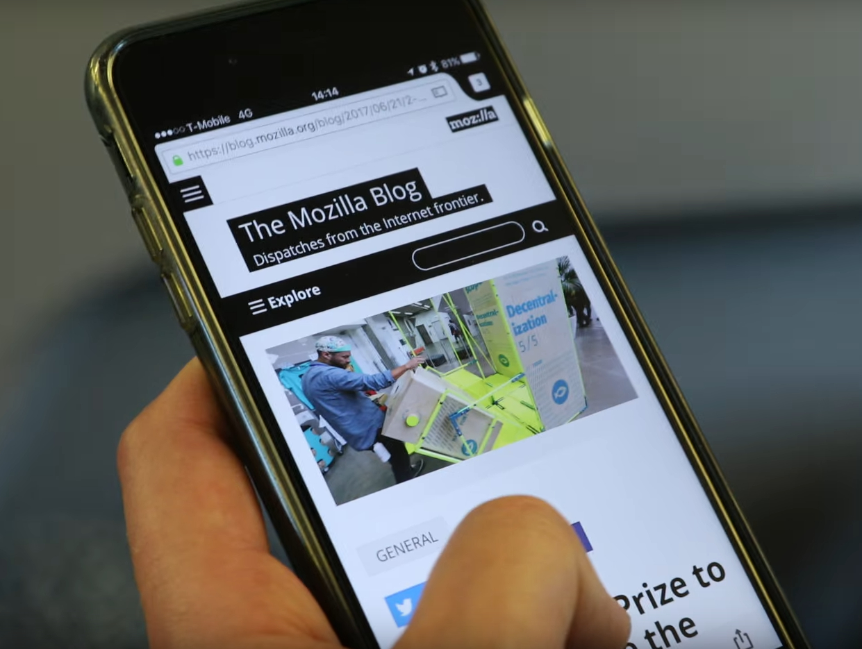 Firefox : Mozilla explore la piste de la vie privée sur abonnement