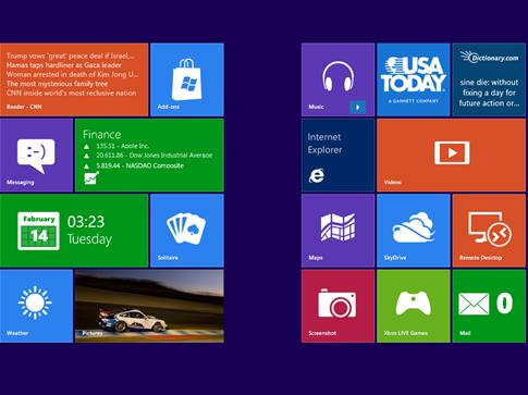 Windows 10 : les jours des vignettes dynamiques semblent comptés