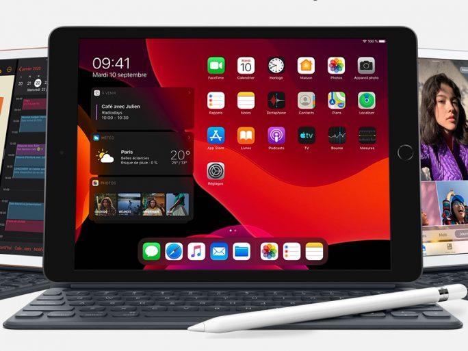 iPad : Apple renouvelle son entrée de gamme