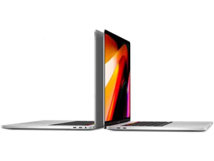 MacBook Pro : Apple adopte le 16 pouces